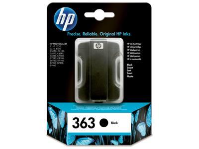 HP CONSUMIBLE Cartucho de tinta negro HP 363
