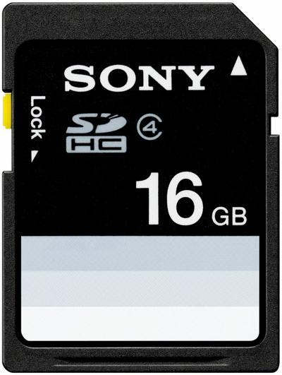 Sony Sf16n4 16gb Sdhc