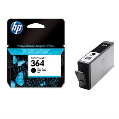HP CONSUMIBLE Cartucho de tinta negra HP 364