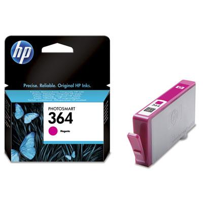 Ver HP CONSUMIBLE Cartucho de tinta magenta HP 364