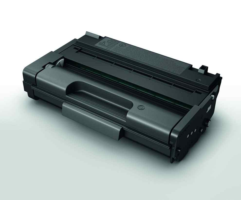 Ricoh Black Toner Cartridge Regular Yield 25k