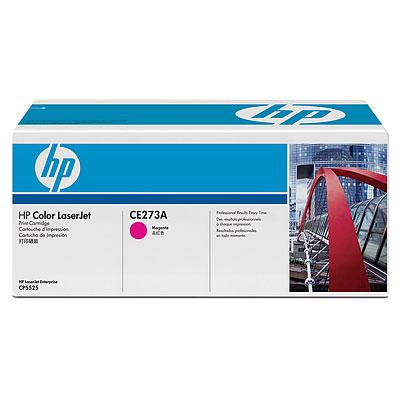 Ver HP CONSUMIBLE Cartucho de impresion magenta HP Color LaserJet CE273A