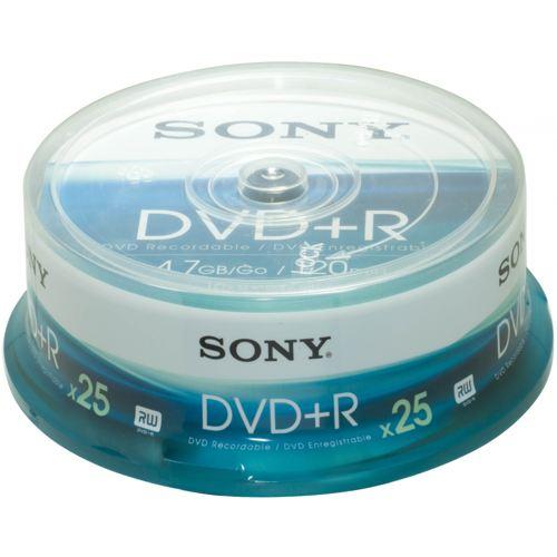 Sony Dvd R 25dpr120bsp