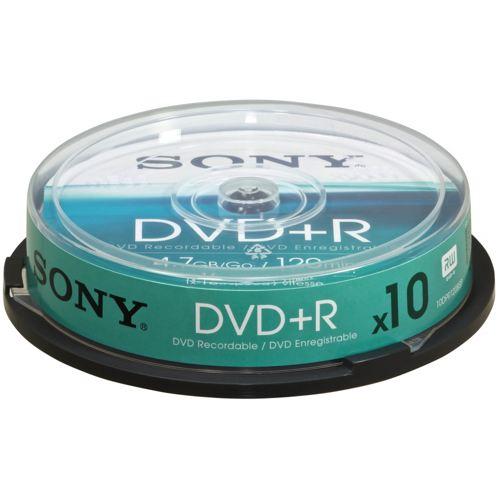 Sony Dvd R 10dpr120bsp