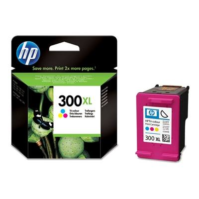 Hp Consumible Cartucho De Tinta Tricolor Hp 300xl
