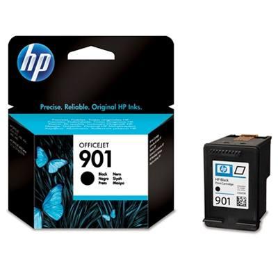 Ver HP CONSUMIBLE Cartucho de tinta negra Officejet HP 901