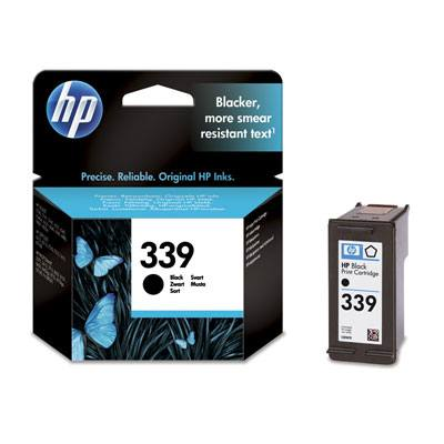 Ver HP CONSUMIBLE Cartucho negro de inyeccion de tinta HP 339