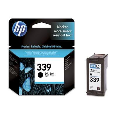 Hp Consumible Cartucho Negro De Inyeccion De Tinta Hp 339