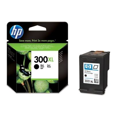Ver HP CONSUMIBLE Cartucho de tinta negra HP 300XL