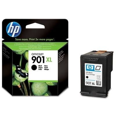 Hp Consumible Cartucho De Tinta Negra Officejet Hp 901xl