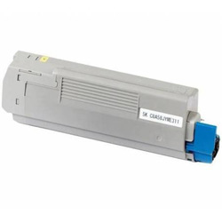 Oki Yellow Toner Cartridge For C5600