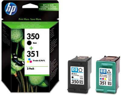 Ver HP CONSUMIBLE Cartuchos de impresion de inyeccion tinta  paquete HP 350