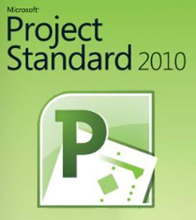 Microsoft Project Standard 2010  1u  X32