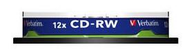 Verbatim CD-RW 12x