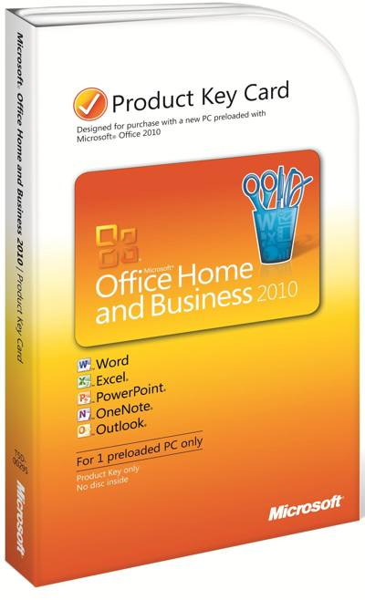 Microsoft Office Home Business 2010  Winx32