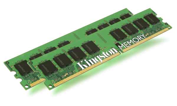 Kingston 2gb Ddr2-667 Kit Ktd-ws667