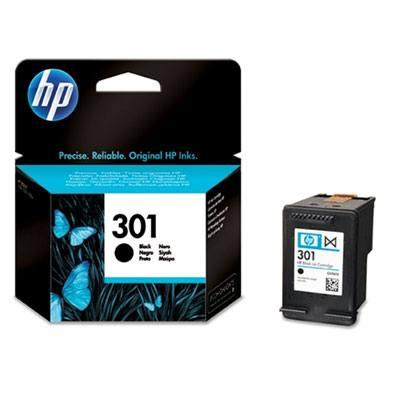 HP CONSUMIBLE Cartucho de tinta negro HP 301