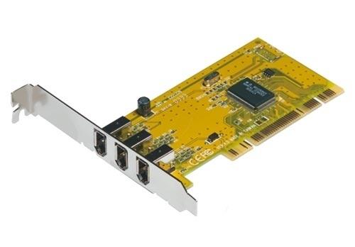 Zigor Firewire Pci Card Vi-2050