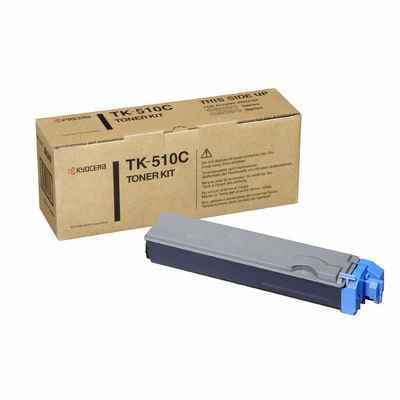 Kyocera Tk510c Cyan Toner For Fs-c5020n
