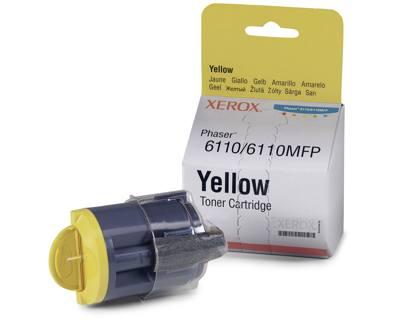 Xerox Toner Amarillo  1000 Hojas
