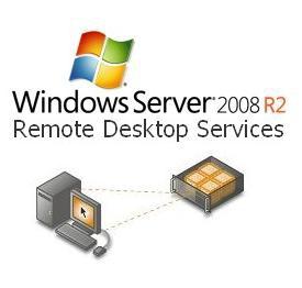 Ver Remote Desktop Services 2008 R2  OLP-NL  SA  U CAL 6VC-01152