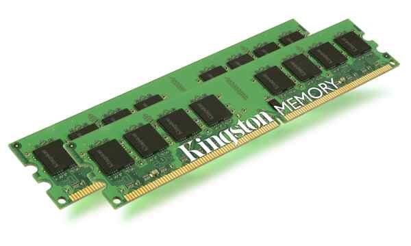 Kingston 8gb Ddr2-667 Kit  Chipkill  Ktm57808g