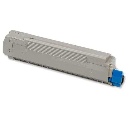 Ver Oki Black Toner Cartridge for C8600