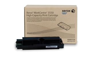 Xerox Cartucho De Impresion De Gran Capacidad  Workcentre 3550  11000 Paginas