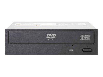 Kit De Unidad Optica De Dvd-rom De Bisel Negro Sata Hp De Media Altura