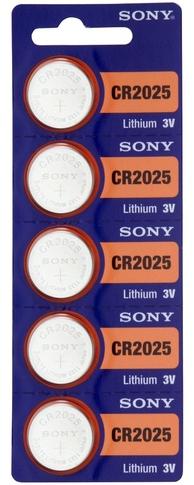Sony Cr2025bea Bateria No-recargable