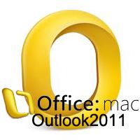 Microsoft Outlook Mac 2011  Olp-nl  1u  Sngl