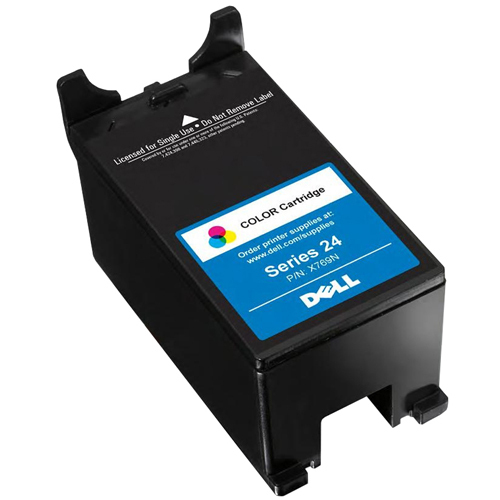 Tinta Dell Colour Ink Cartridge