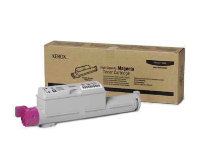 Xerox Cartucho de Toner Magenta de Alta Capacidad  Phaser 6360