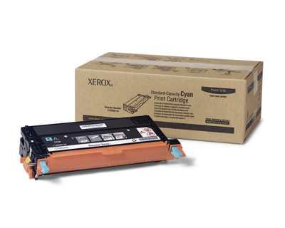 Xerox Cartucho De Impresion Cian De Capacidad Normal  Serie Phaser 6180