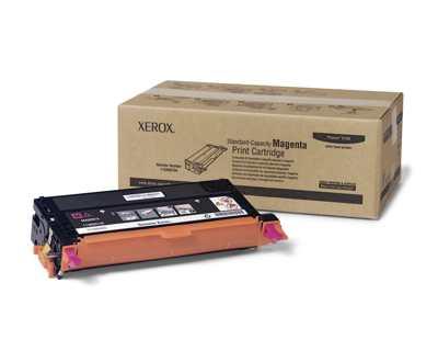 Xerox Cartucho De Impresion Magenta De Capacidad Normal  Serie Phaser 6180