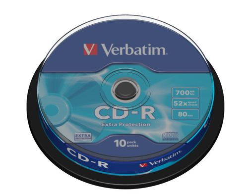 Verbatim CD-R Extra Protection 43437