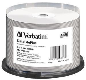 Verbatim Cd-r 700mb