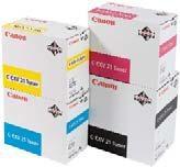 Canon C-exv21 Toner Gelb