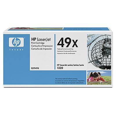 Ver HP CONSUMIBLE Cartucho de impresion negro de paquete doble HP LaserJet Q5949X