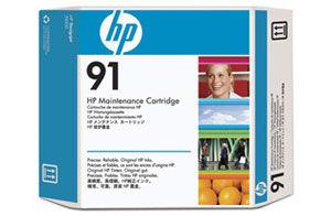 Hp Consumible Cartucho De Mantenimiento Hp 91
