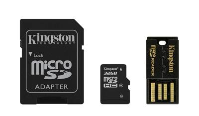 Ver Kingston 32GB Multi Kit MBLY4G232GB