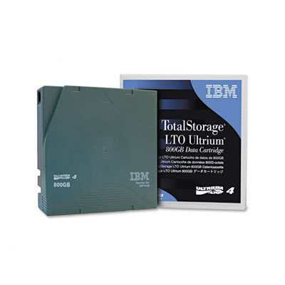 Ver IBM LTO Ultrium 4 Tape Cartridge