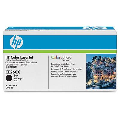 Hp Consumible Ce260x