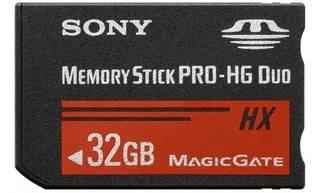 Ver Sony MSHX32B