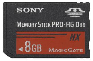 Ver Sony MSHX8B