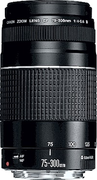 Canon Ef 75-300mm F