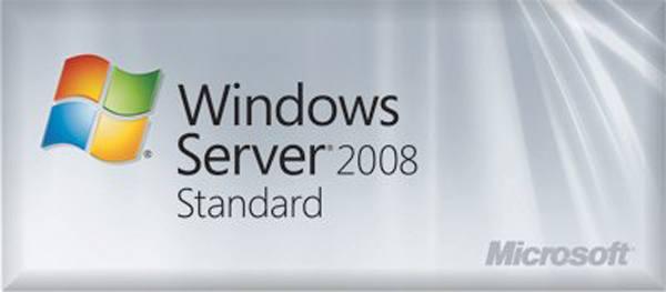 Gateway Windows Server 2008 R2 Standard  64bit  W