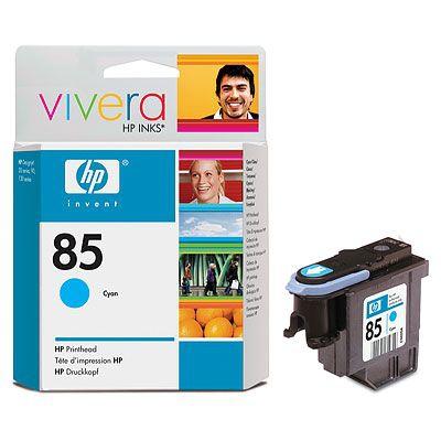 Ver HP CONSUMIBLE Cabezal de impresion cian HP 85