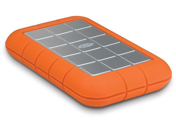 Ver LACIE Rugged Triple