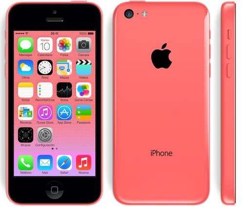 Apple Iphone 5c 32gb Rosa Mf096y